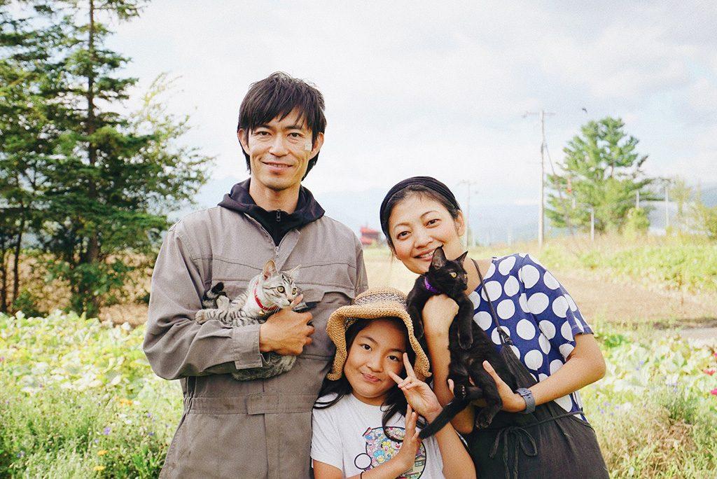 江面さんご家族/移住インタビュー(北海道/遠軽町)