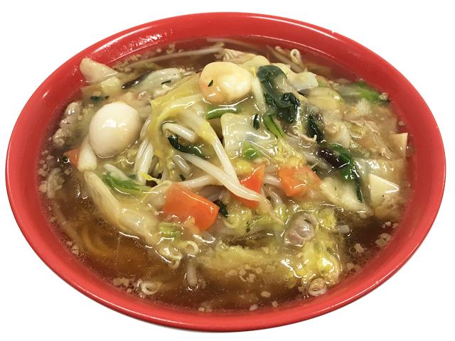 サンマー麺/港北PA【上り】