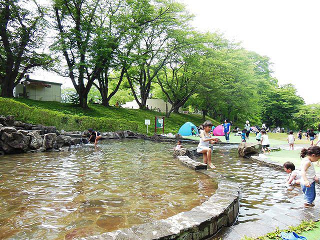 埼玉県の水遊びスポット9選(2021)じゃぶじゃぶ池や噴水広場、無料の親水公園も!