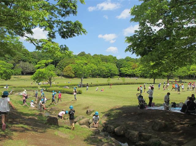 千葉県の水遊びスポット8選(2021)じゃぶじゃぶ池・噴水・小川などが無料の公園も