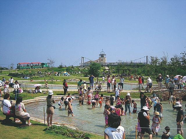 長井海の手公園 ソレイユの丘(神奈川県/横須賀市)