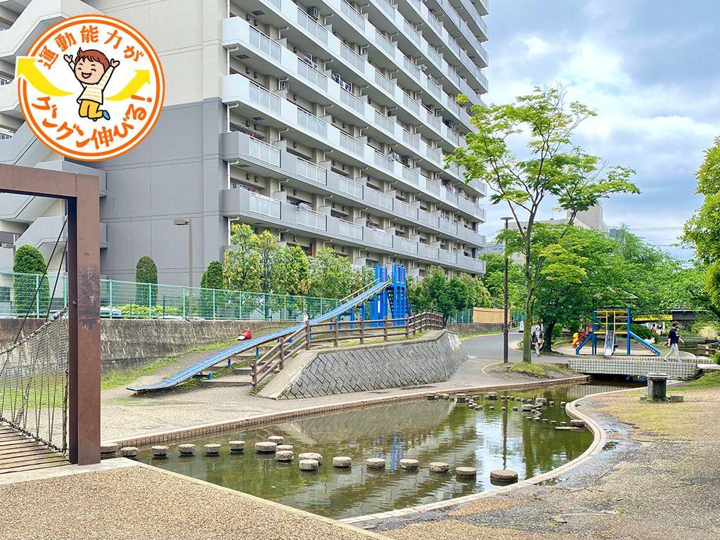 大横川親水公園(東京都/墨田区)