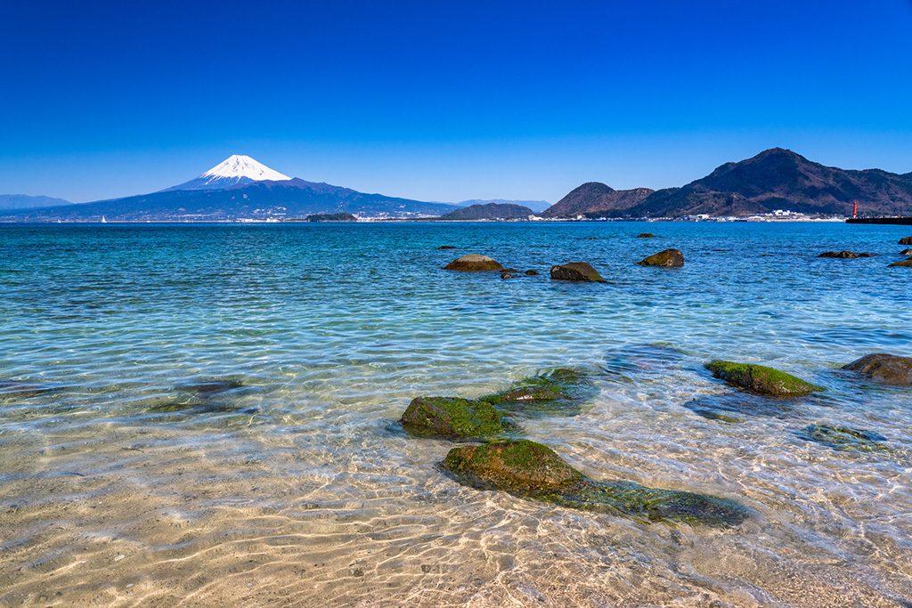 伊豆の海(静岡県)