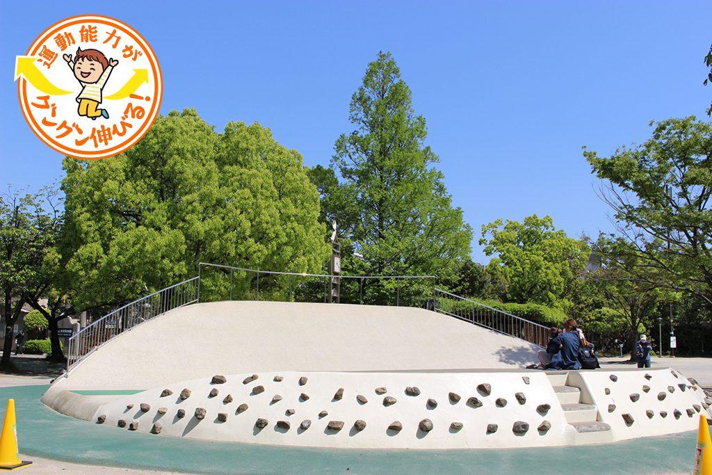 行船公園(江戸川区)は、乳幼児連れも1日中快適に楽しめる
