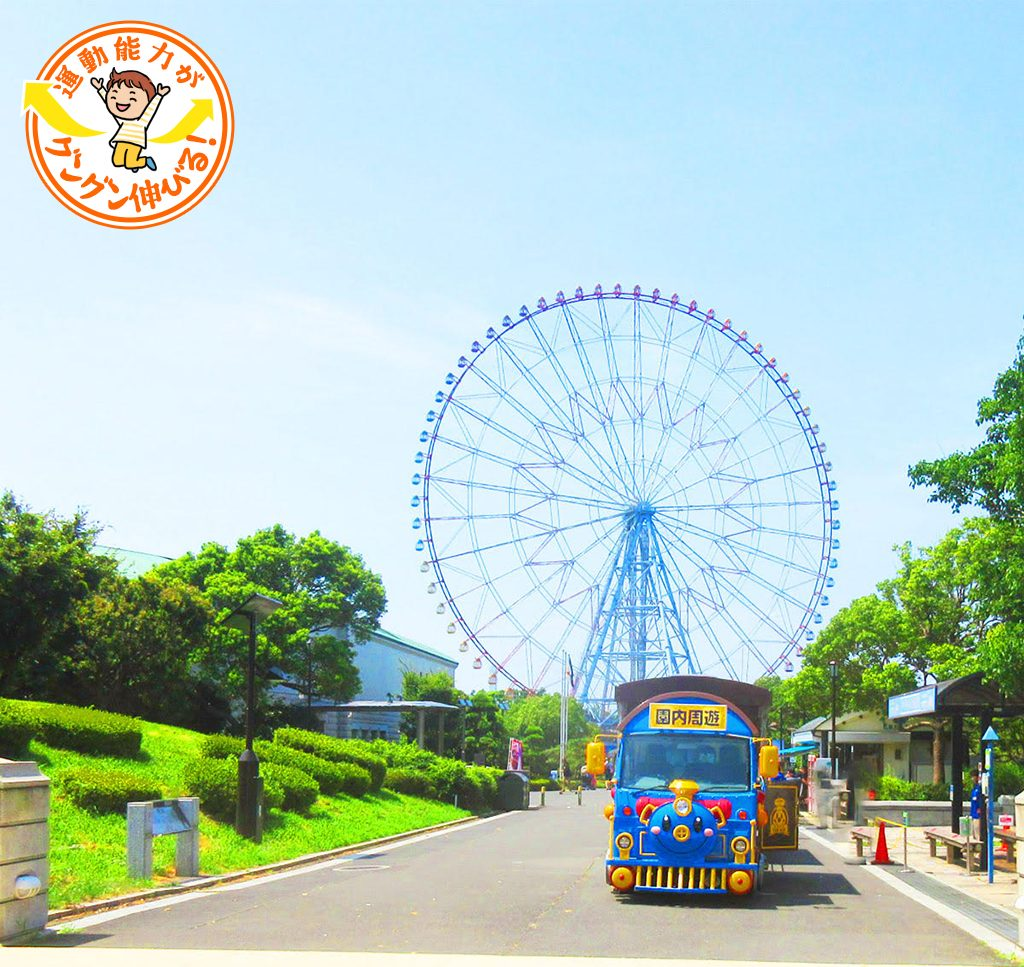 潮風を感じながら、多彩な遊び方ができる葛西臨海公園(江戸川区)