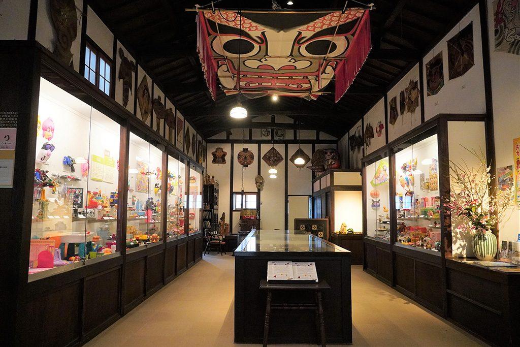 1号館(企画展会場)/日本玩具博物館(兵庫県/姫路市)