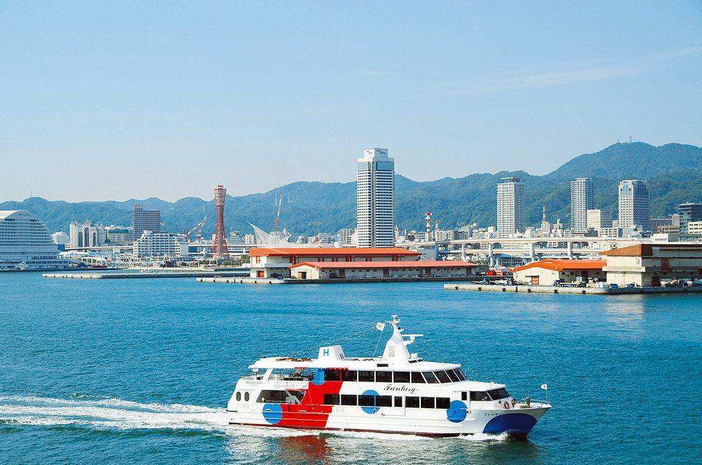 神戸港(兵庫県)