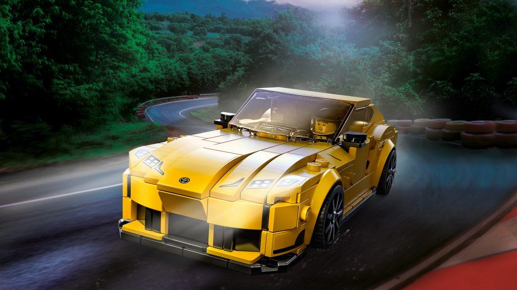 「レゴ スピードチャンピオン トヨタ GRスープラ」を5名様にプレゼント!