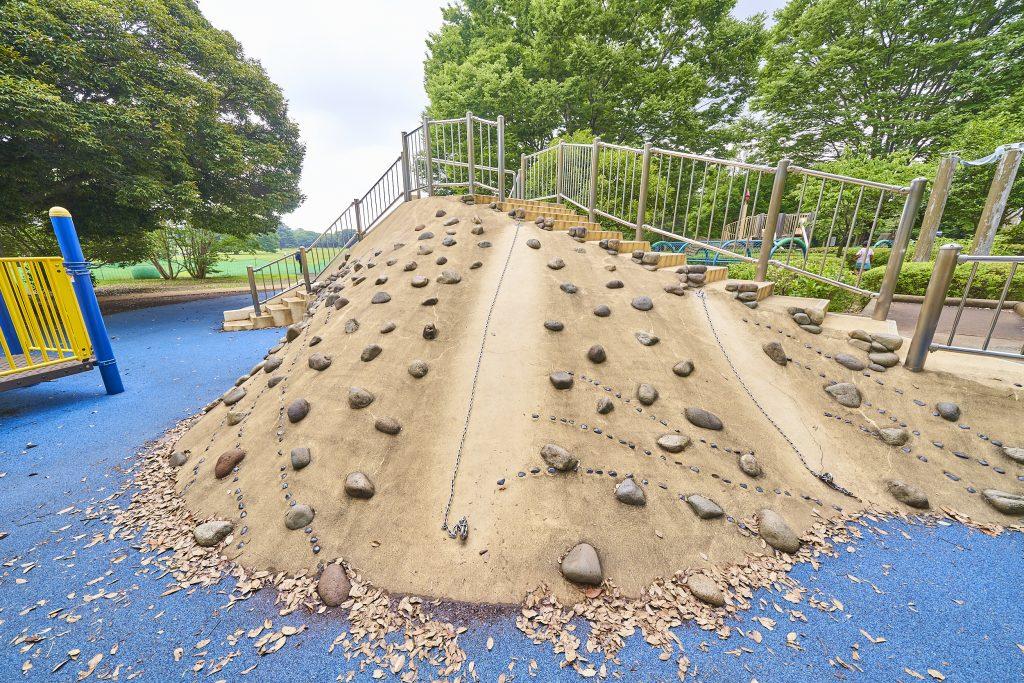 「築山」/国営昭和記念公園(東京都/立川市)