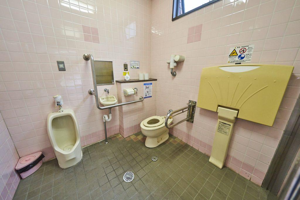 「トイレ」/国営昭和記念公園(東京都/立川市)