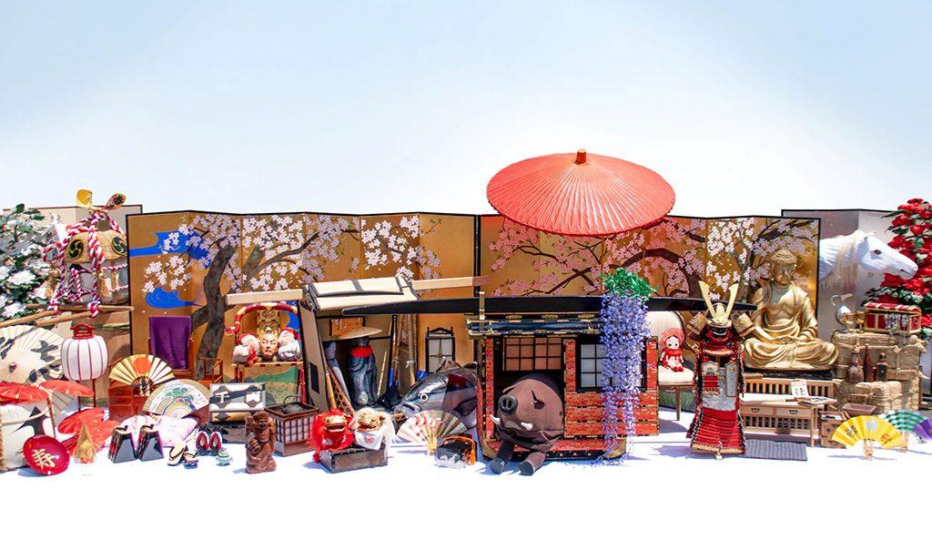 歌舞伎の小道具