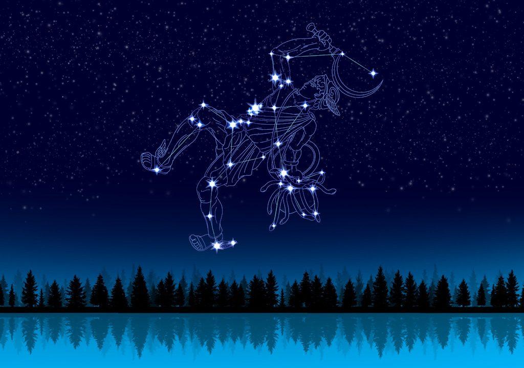 秋の星空観察は、星座の神話に注目!秋の四辺形のアンドロメダ座、ペルセウス座など