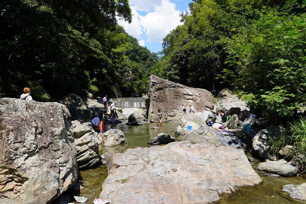 摂津峡公園(大阪府/高槻市)