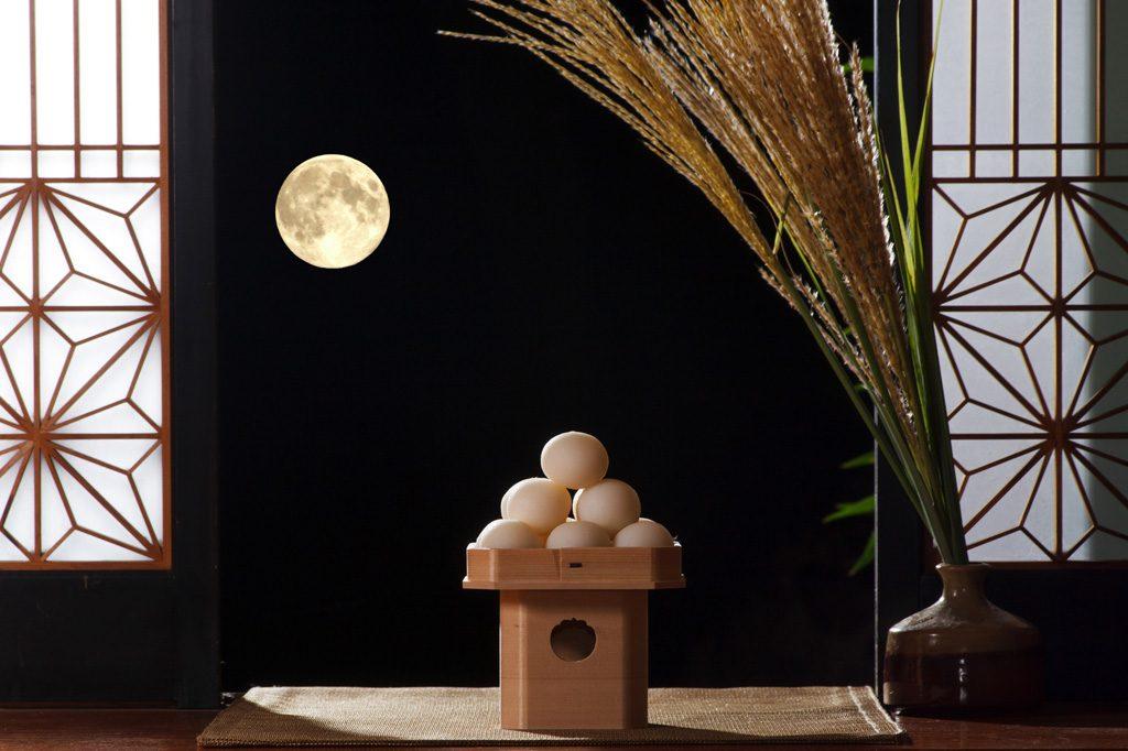 2021年は満月!中秋の名月(十五夜)の時間・意味・食べ物・子どもと楽しむ方法は?