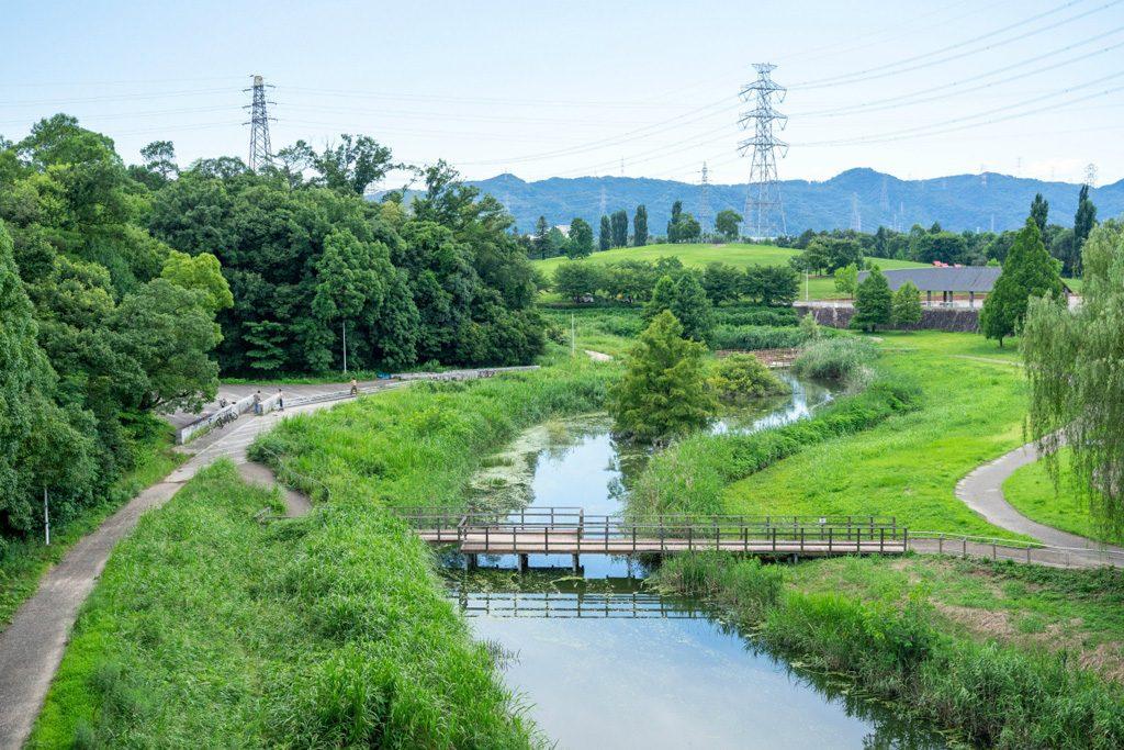 山田池公園(大阪府/枚方市)