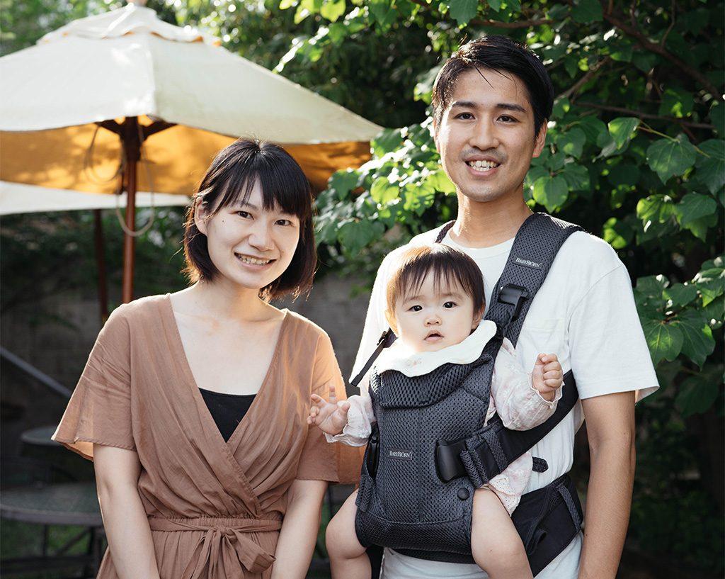古瀬さんご家族(長野県/上田市)
