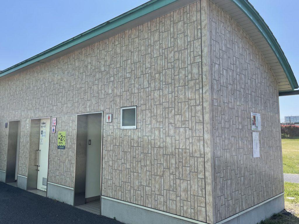 「トイレ」/辰巳の森海浜公(東京都/江東区)