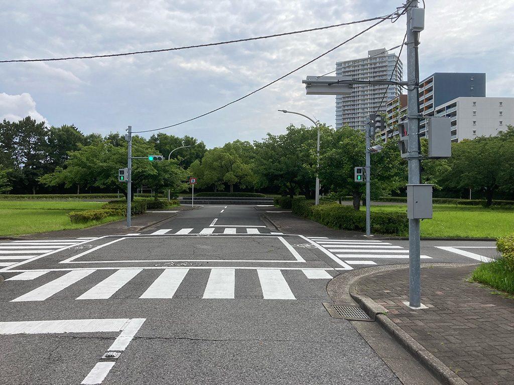 花見川緑地交通公園(千葉県/千葉市)