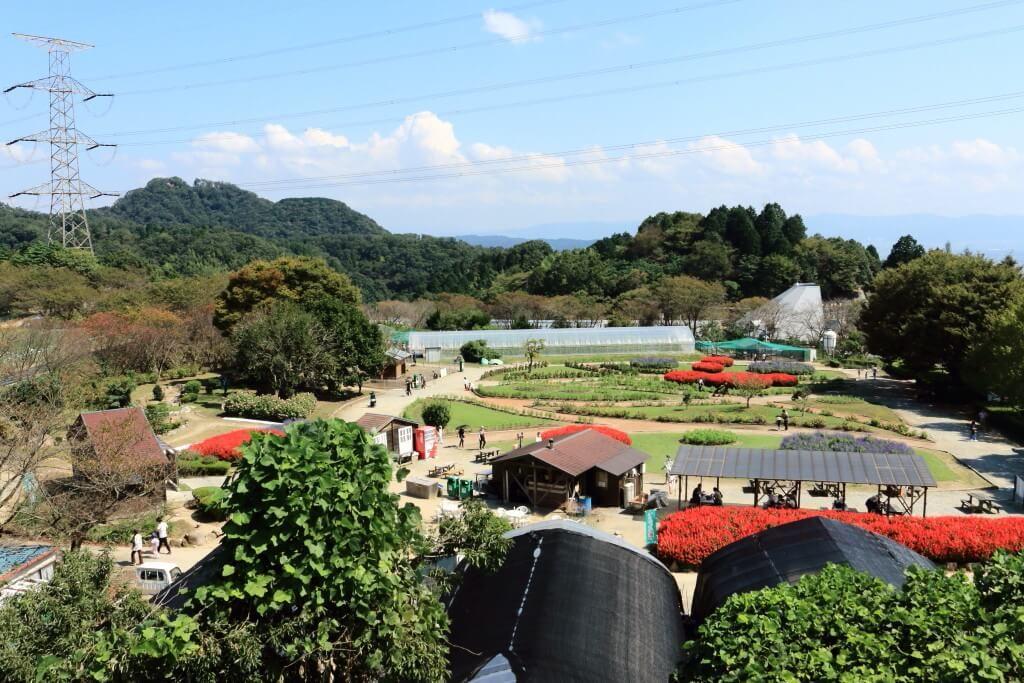 農業公園 信貴山のどか村(奈良県/三郷町)