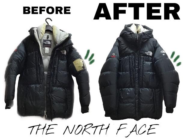 THE NORTH FACE(ノースフェイス) カードホルダー劣化 新しい形にカスタム!