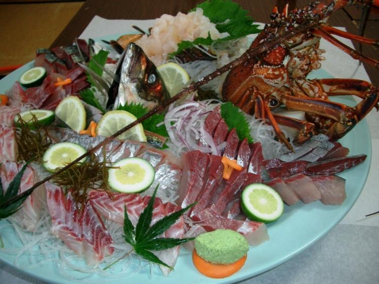 亀ヶ池温泉の料理
