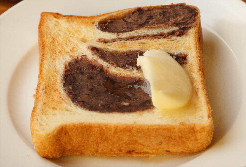 ▲バターの溶ける様はどうしてこうも艶っぽいのか