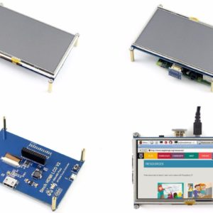5inch HDMI LCD for Raspberry Pi