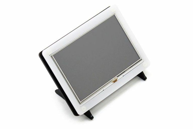 5inch HDMI LCD Case Bicolor