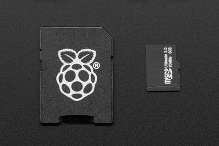 adafruit 8GB microSD with adapter