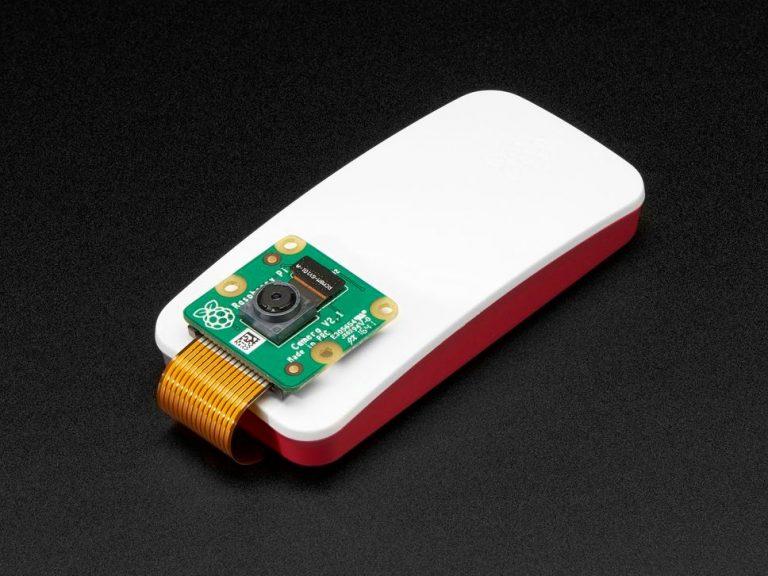 Raspberry Pi Zero W Camera Pack