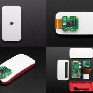 Raspberry Pi Zero W CameraPack