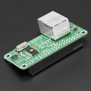 PiJack Ethernet HAT for Pi Zero