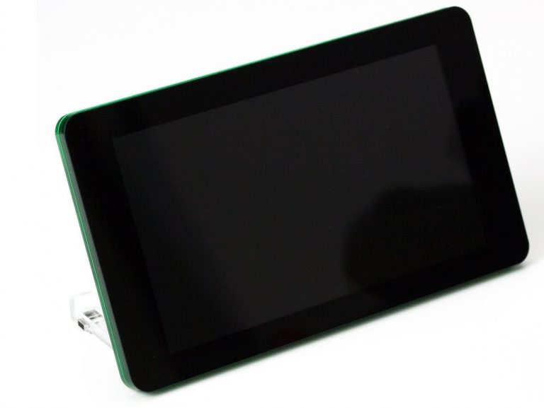 Pimoroni-Raspberry Pi 7 inch Touchscreen Display Frame