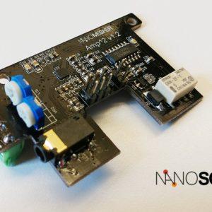 NanoSound AMP Square