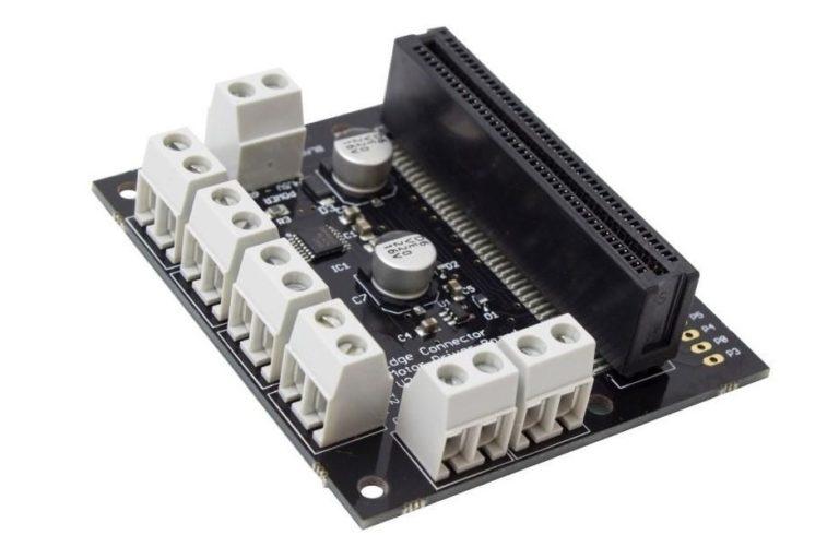 Motor Driver Board v2 for the micro:bit