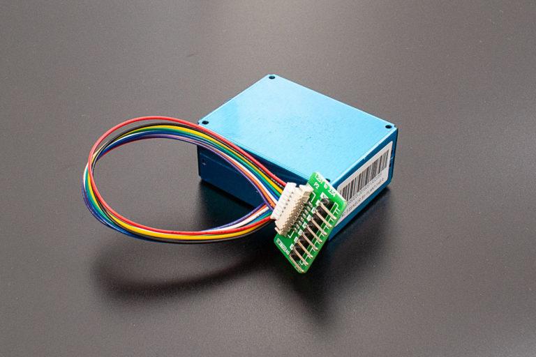 攀藤G5 PMS5003 PM2 5 粉塵濃度空氣品質感測器RICELEE