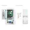 Anidees Pi4 Case 5