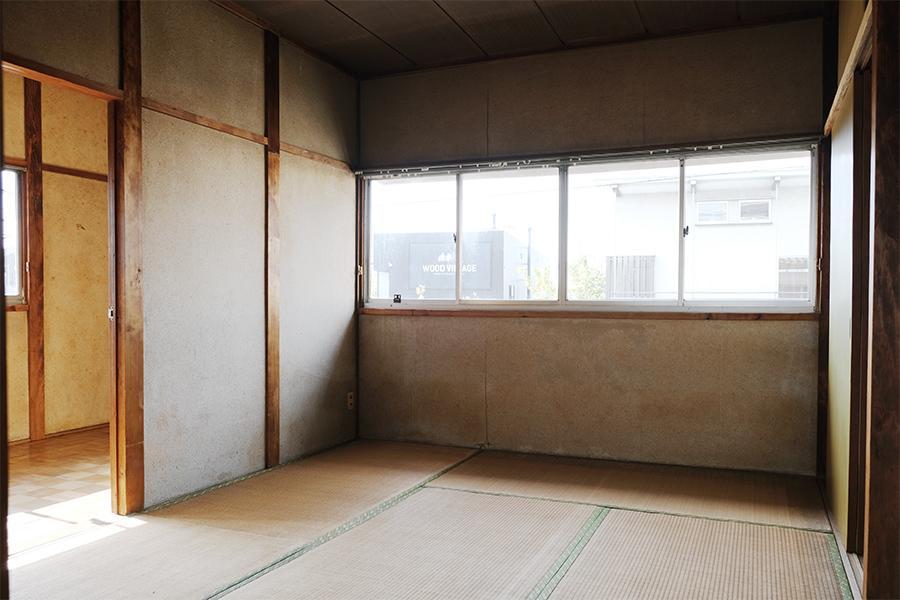 2階住居はこんな感じ。もちろん客席にしてもOK。