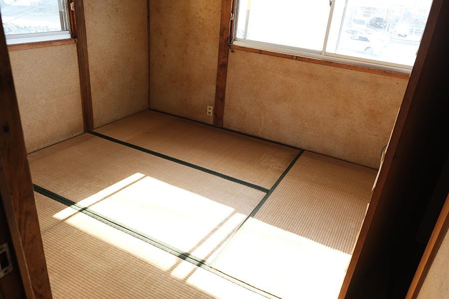 別の和室。