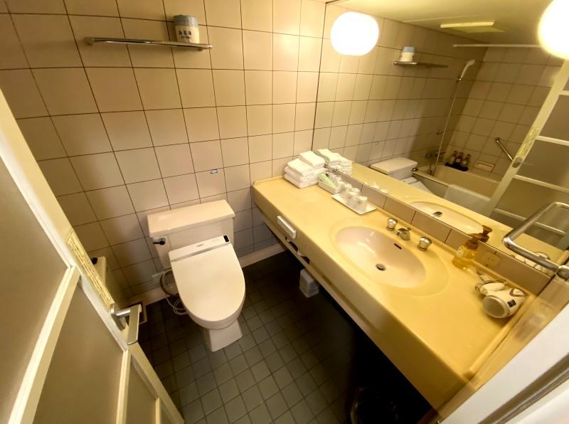 (N1タイプ)洗面台も同部屋です