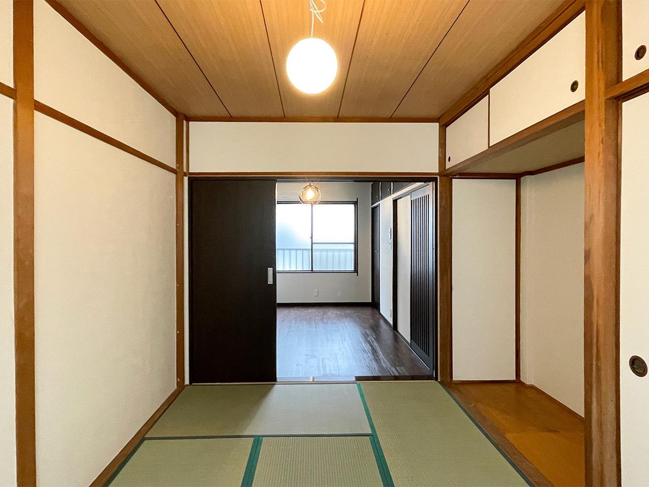 2階はリビングと寝室で使う感じでしょうか