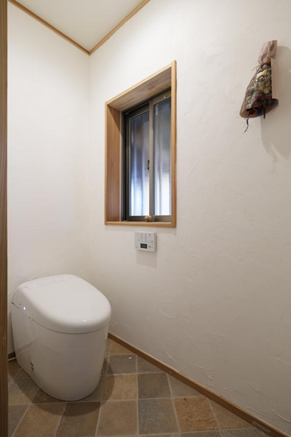 トイレはばっちり更新済みです。