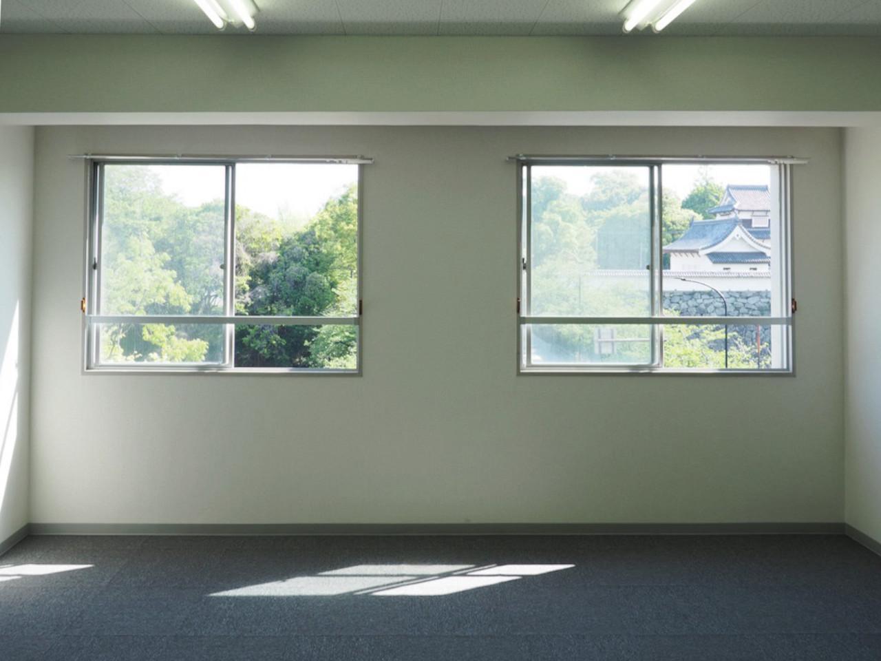 櫓を眺むオフィスでござる (福岡市中央区大手門の物件) - 福岡R不動産
