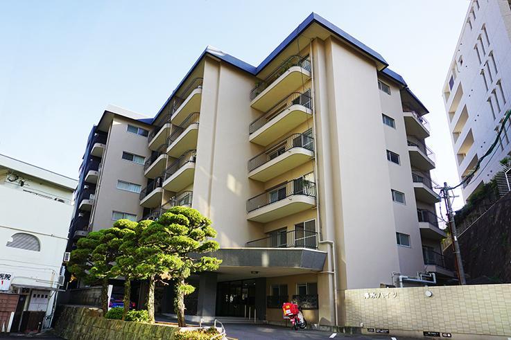 浄水通り、リノベの逸材現る (福岡市中央区浄水通の物件) - 福岡R不動産