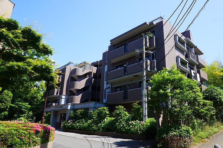都心の緑地に住まう、そこは赤坂 (福岡市中央区赤坂の物件) - 福岡R不動産