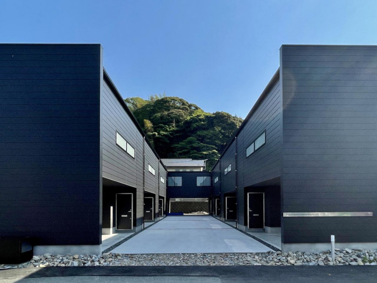 ガラッとガレージ (糸島市加布里の物件) - 福岡R不動産