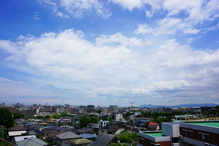 山手のコンドミニアム系ヴィンテージ (福岡市南区平和の物件) - 福岡R不動産