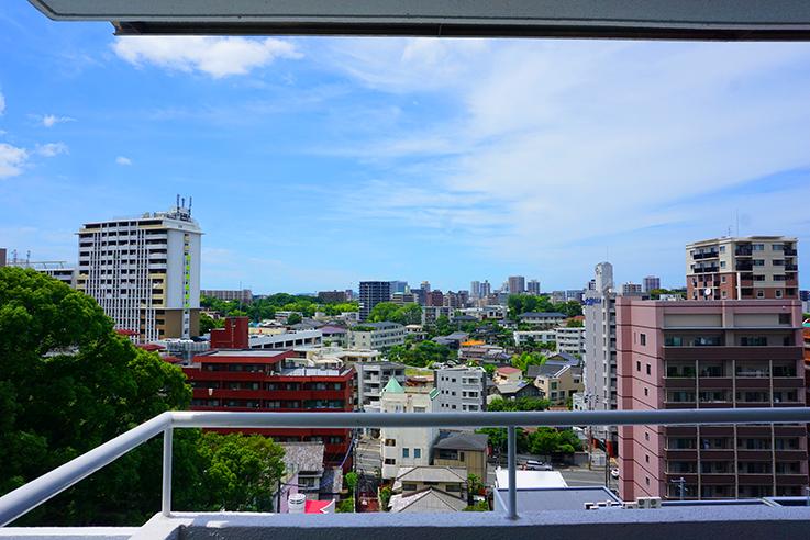 桜坂、W眺望とロフトのある暮らし (福岡市中央区桜坂の物件) - 福岡R不動産
