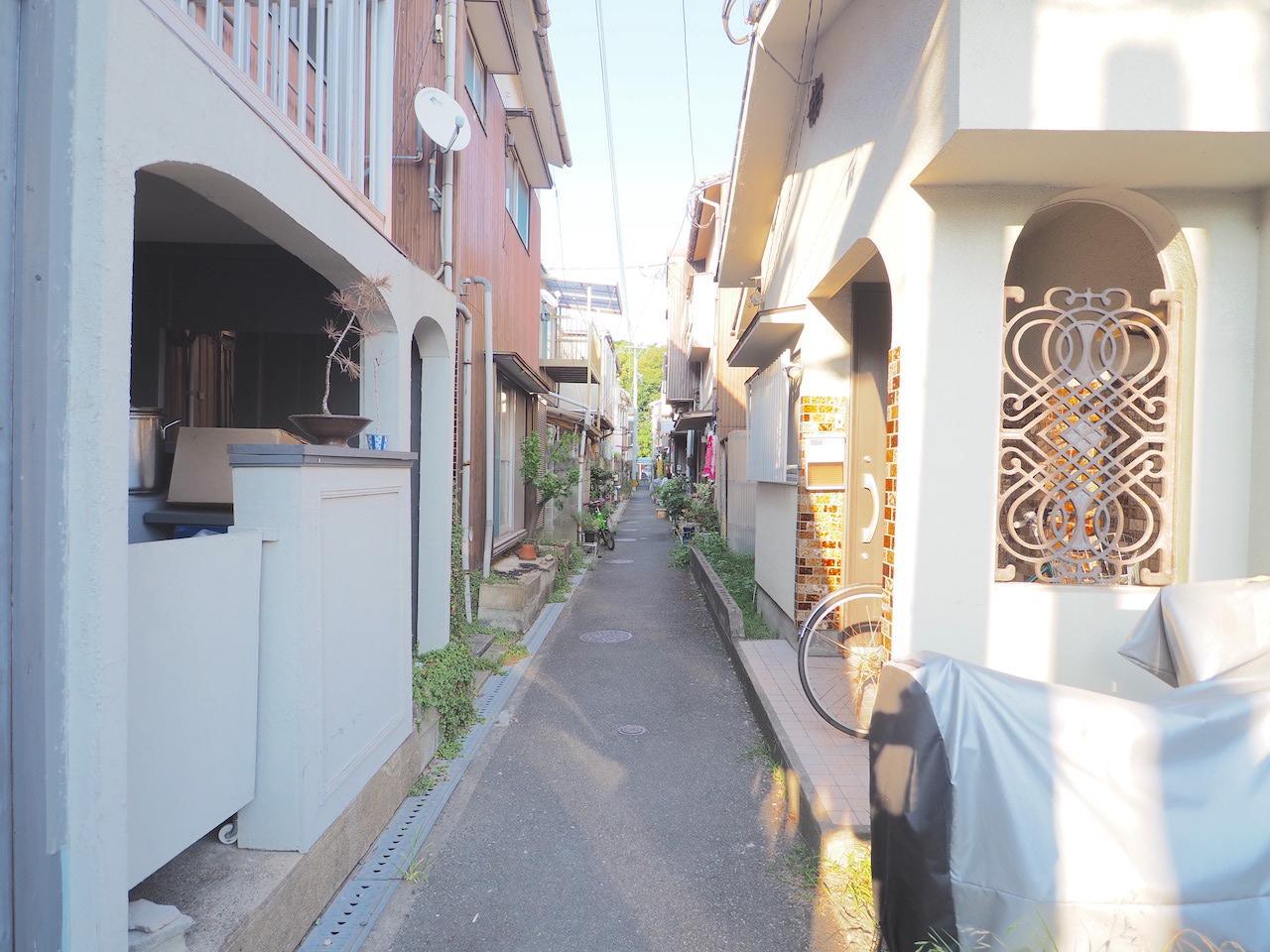 裏六本松、裏路地のススメ (福岡市中央区六本松の物件) - 福岡R不動産