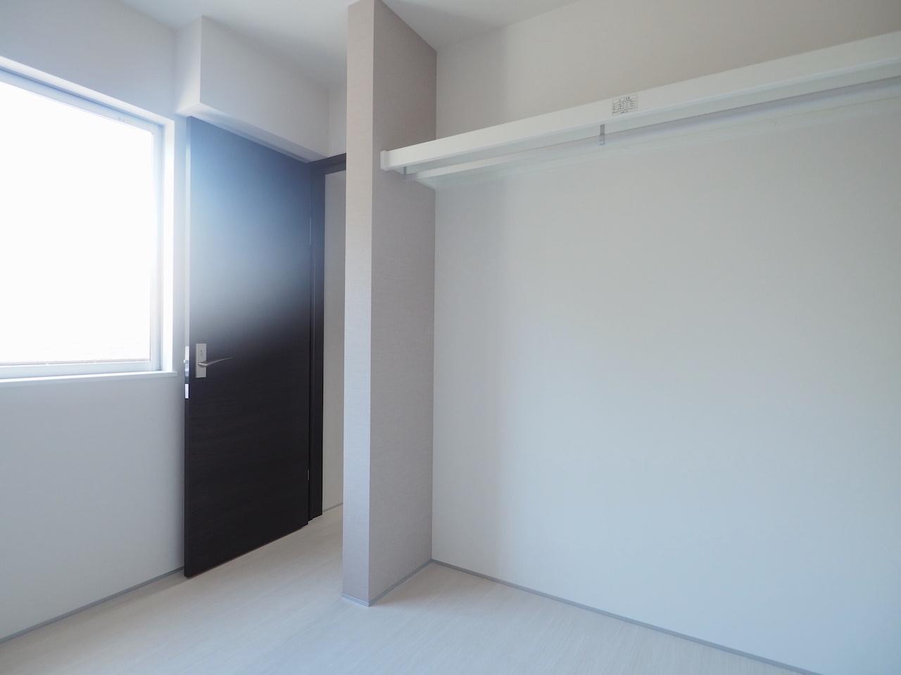 こちらは2階。寝室になるでしょうか。